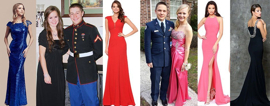 Military Ball Gown Shopping Guide: What to Wear