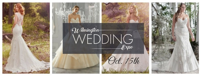 Wilmington Wedding Expo October 15th: Win a Gown From Camille's
