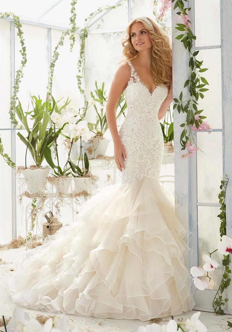 Mori Lee by Madeline Gardner Style #2819 Image