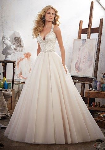 Mori Lee by Madeline Gardner Style #8119 Image