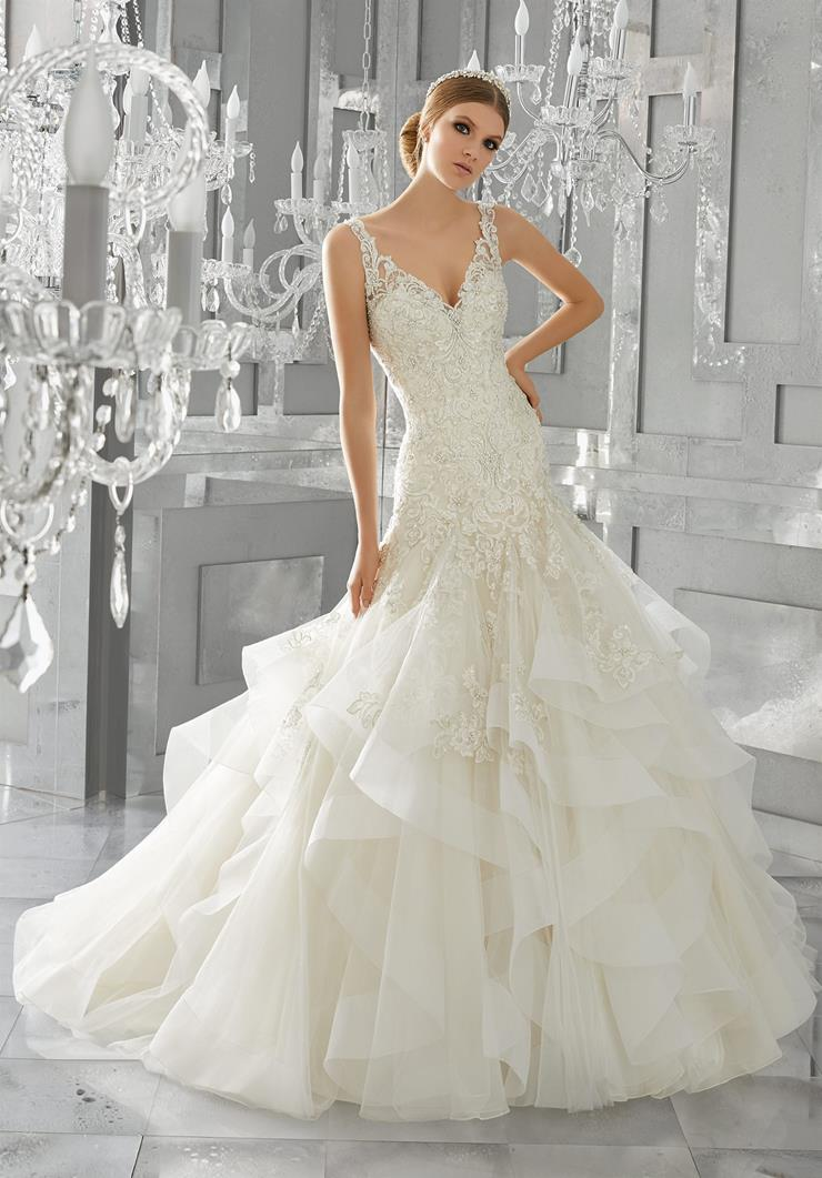 Mori Lee by Madeline Gardner Style #8195 Image