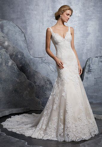 Mori Lee by Madeline Gardner Style #8218 Image